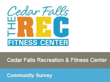 Rec Center survey graphic