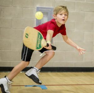 kid pickleball